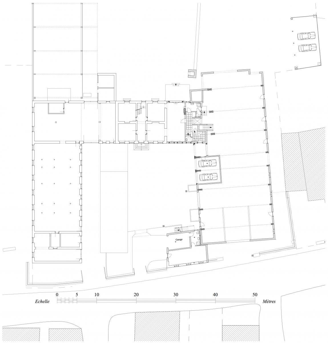 Barn Luxembourg plan