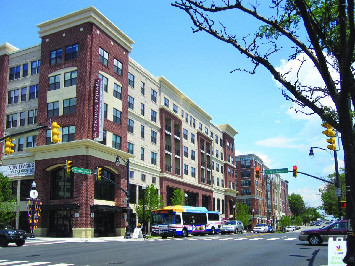 Columbia Pike Initiative Arlington Penrose Square