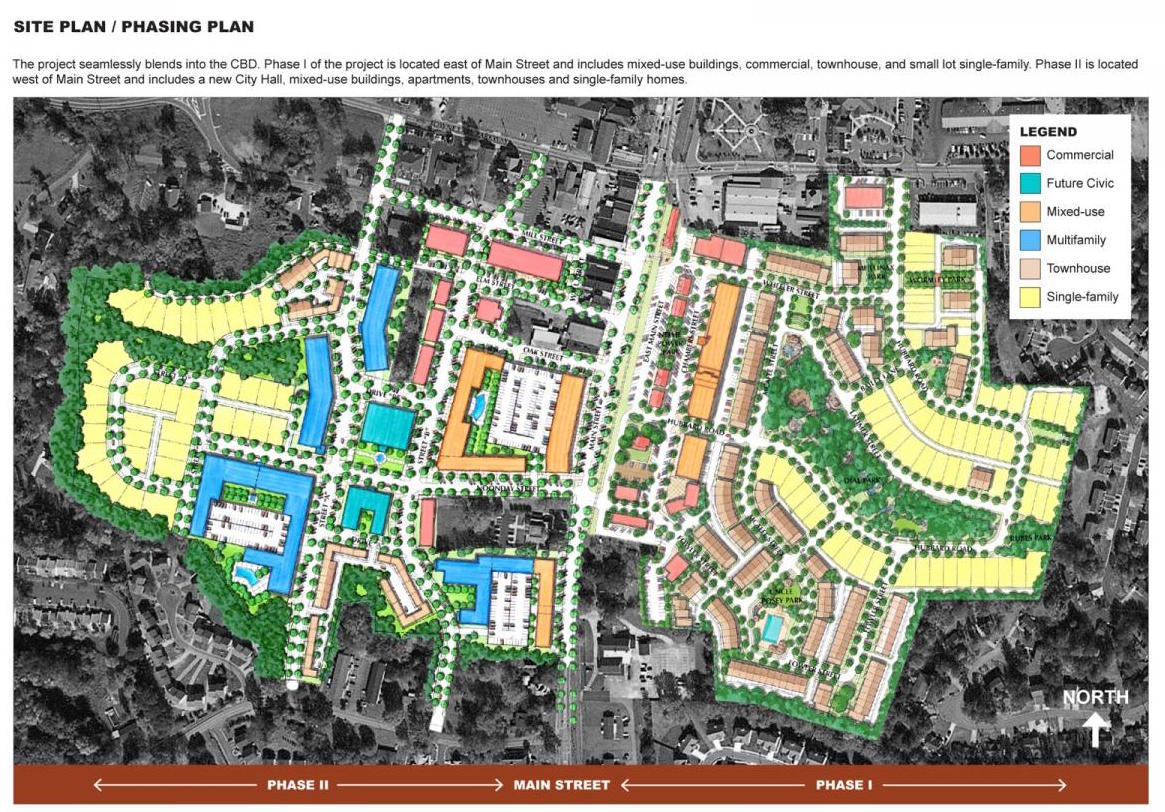Downtown Woodstock Plan