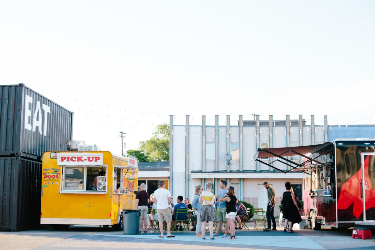 Food Trucks at Granary Row