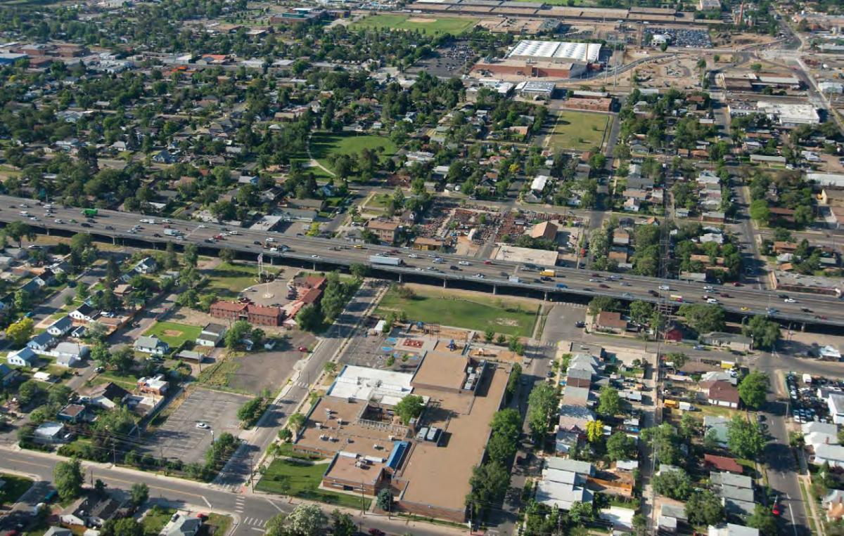 Loveland Regional Improvements Blight Study