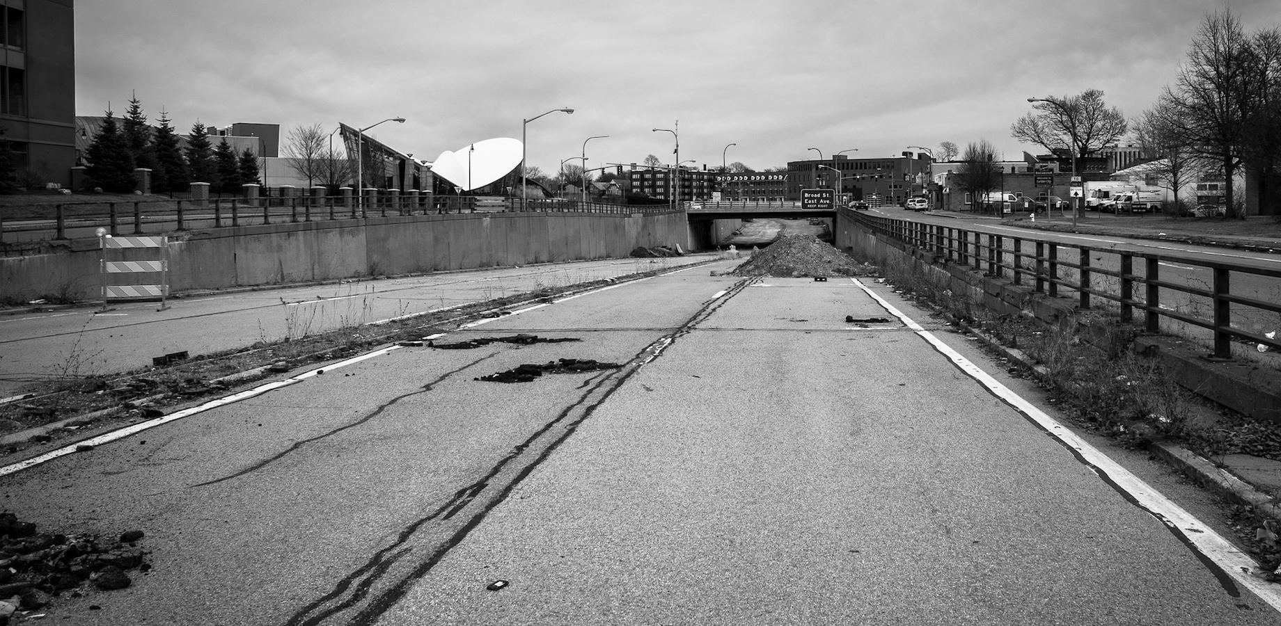Repair of roads due to unused funds 4