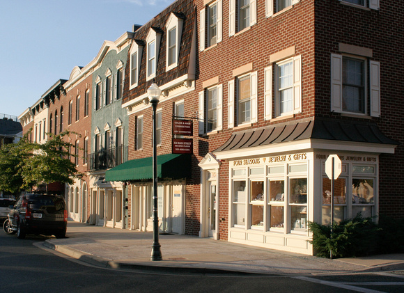 Kentlands Storefronts