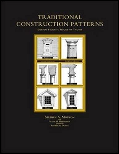 Traditional Construction Patterns Mouzon Henderson