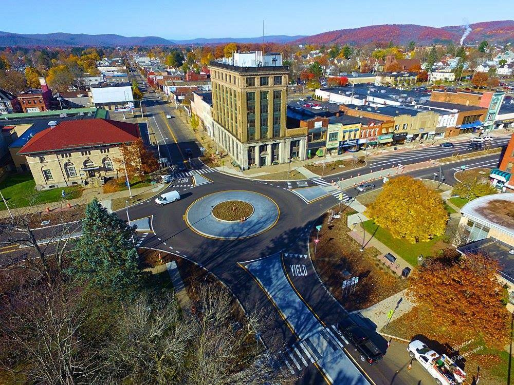 Small City Invests In Downtown Cnu