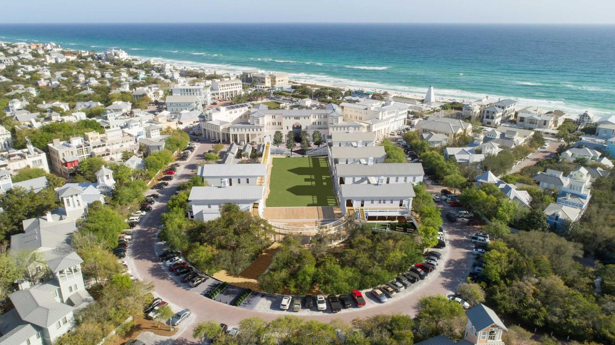 How A Florida Beach Town Changed How We Live Cnu