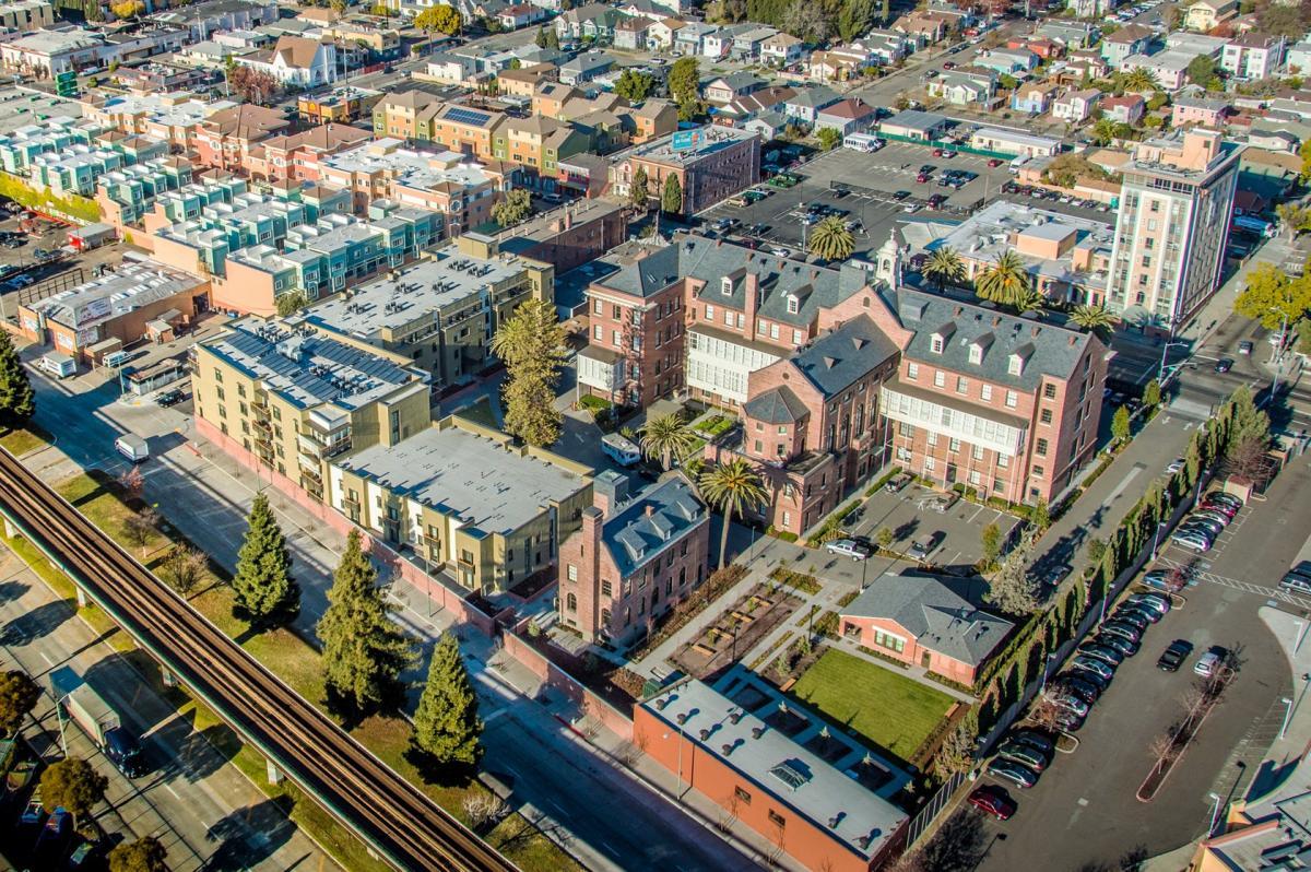 St. Joseph Oakland Aerial