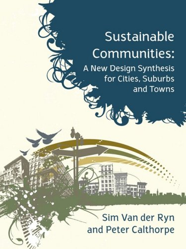 Sustainable Communities Van der Ryn Calthorpe