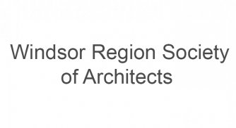 Windsor Region Society of Architects