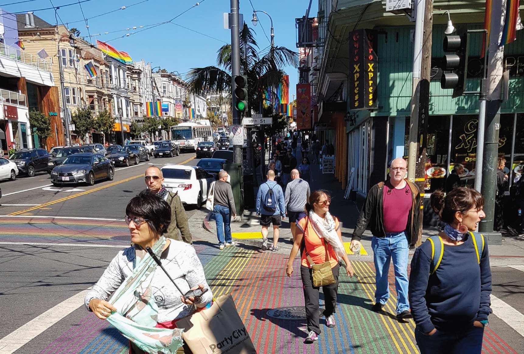 The walkable urban trend keeps going