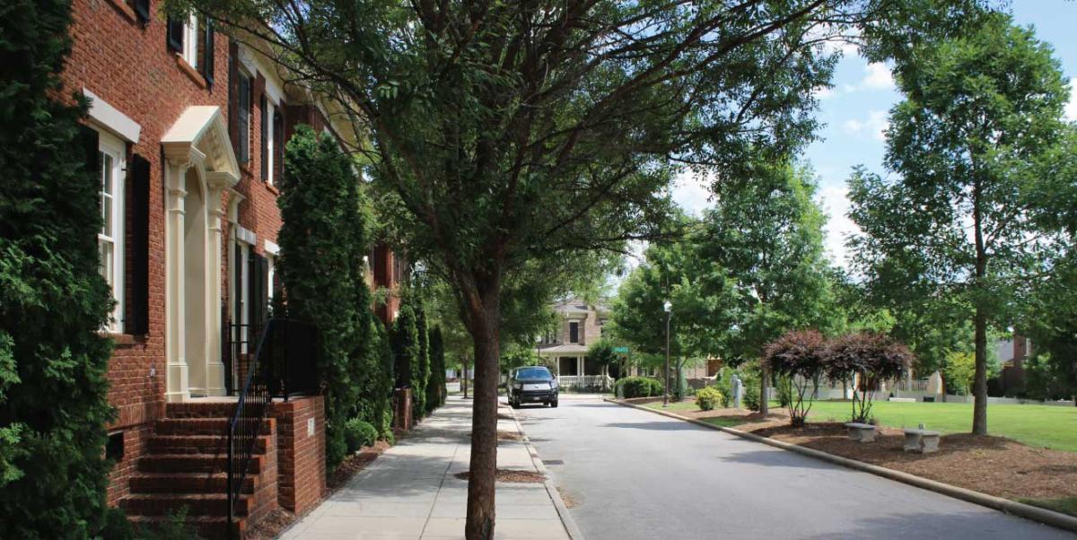 Mixed Use Neighborhood Reshapes Suburban Landscape Cnu