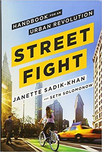 Streetfight Sadik-Khan
