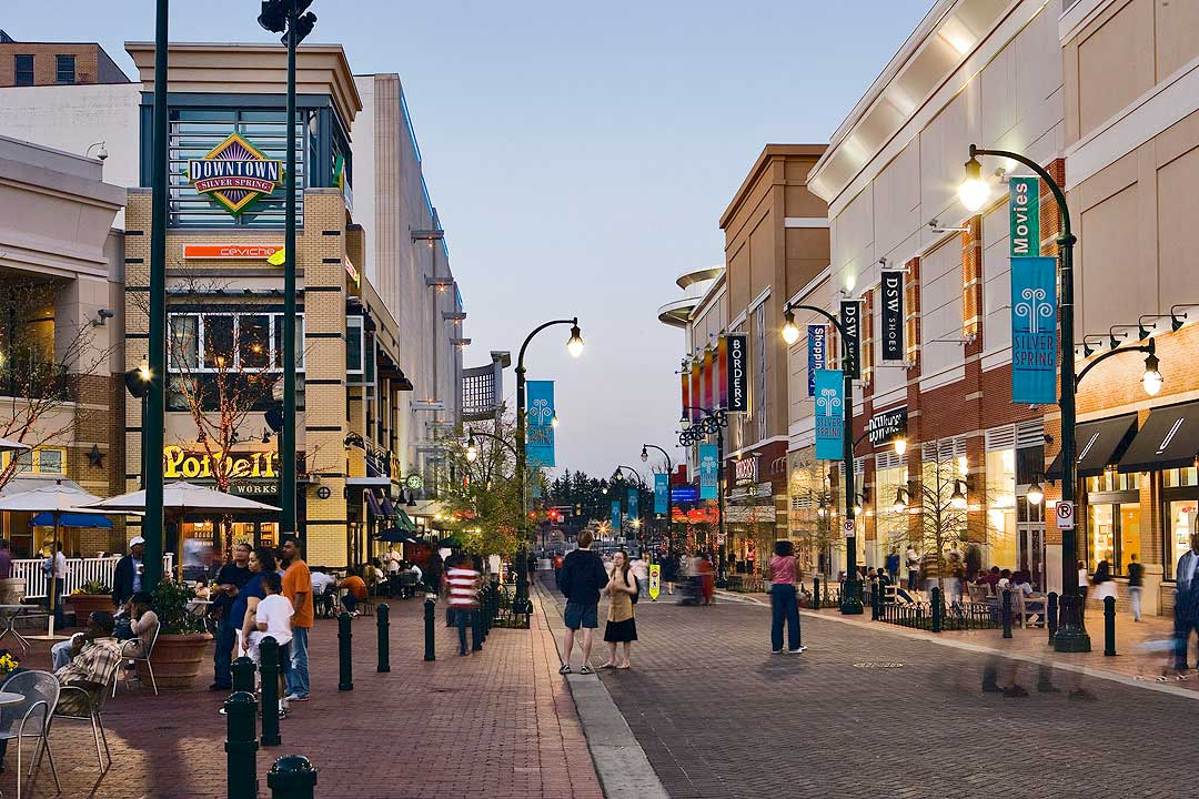 Downtown Silver Spring Cnu