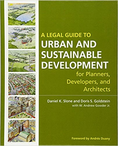 A Legal Guide to Urban and Sustainable Development Slone