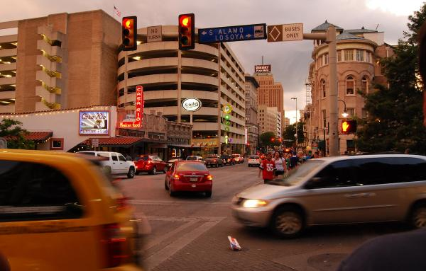 Downtown San Antonio, by Learning Lark via Flickr