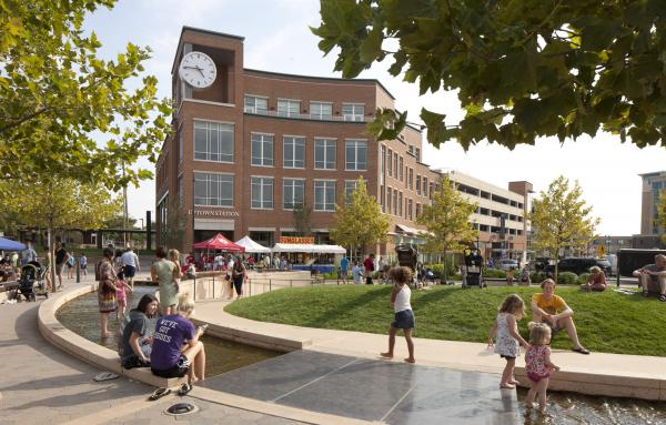 Article image for Great idea: Sustainable urbanism