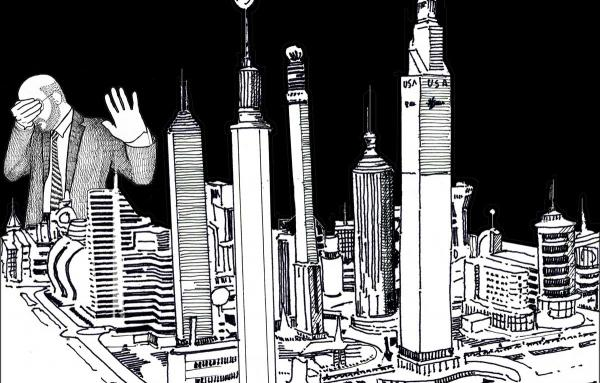 Article image for City dreams