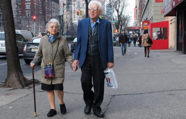 Article image for Aging population needs walkable, bikeable cities