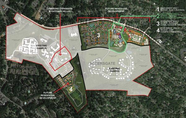 Article image for Planning for retrofit of retirement communities