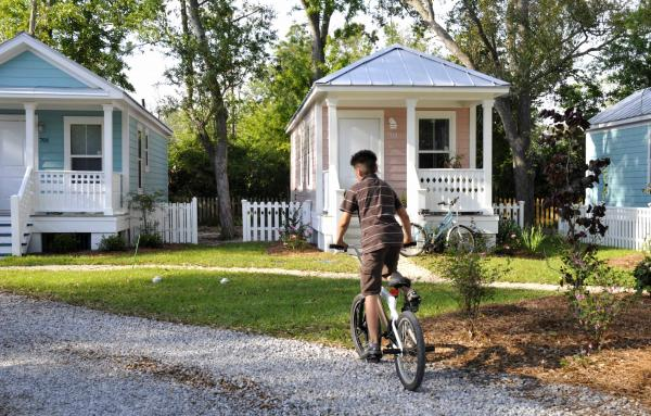Article image for Great idea: Cottages for emergency and permanent affordable housing