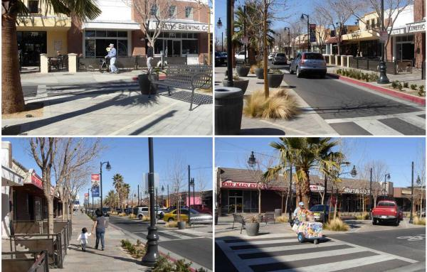 Article image for Setting the standard for main street transformation