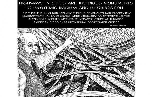 Article image for The impact of in-city highways