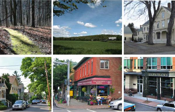 Article image for Great idea: The rural-to-urban Transect