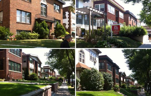 Article image for Small apartments in single-family neighborhoods