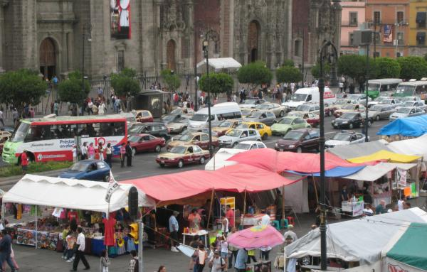 Mexico City Markets