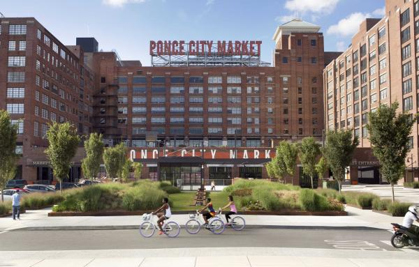 Article image for Iconic warehouse becomes Beltline hub