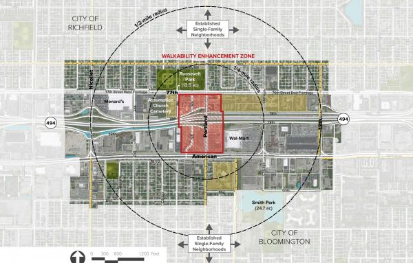 Article image for Vision for livability along an Interstate