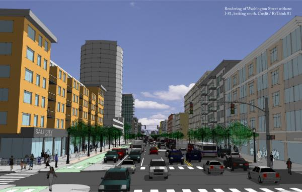 Article image for New York State DOT picks 'Community Grid' in Syracuse