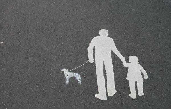 Walk the Dog, Mathias Klang via Flickr, Shared under Creative Commons License