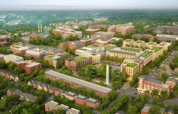 Article image for Sustainable reuse of historic campus