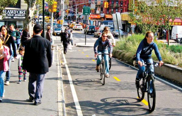 Article image for Biking and walking: How are we doing?
