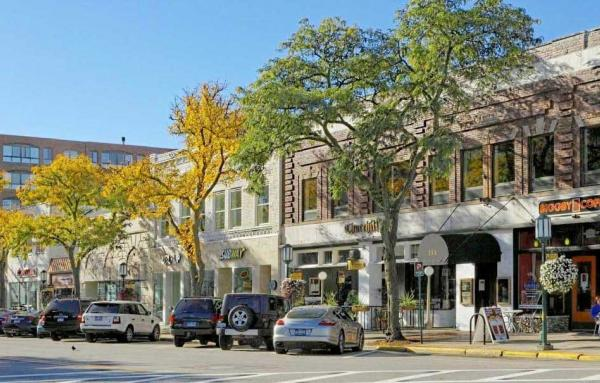 Article image for A small Michigan city embraces walkable urbanism