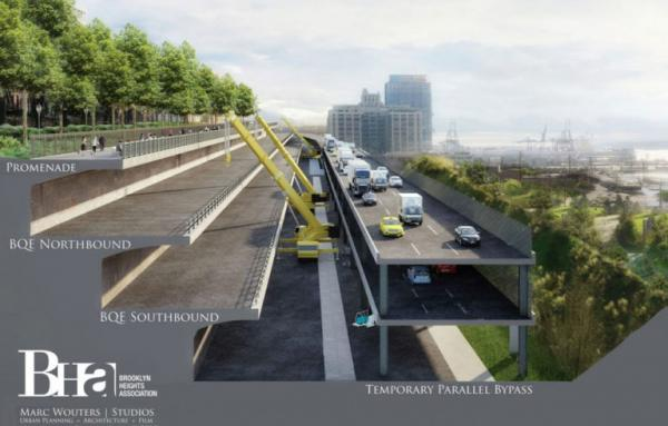 Article image for A city highway alternative for Brooklyn
