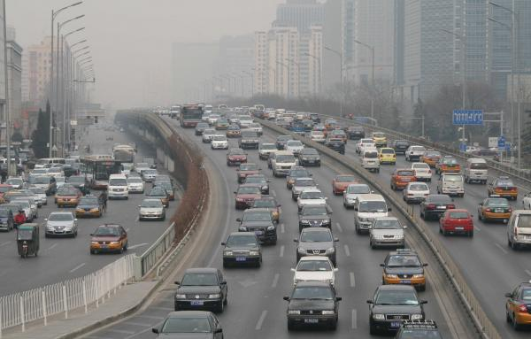 Article image for China chokes on high-density sprawl