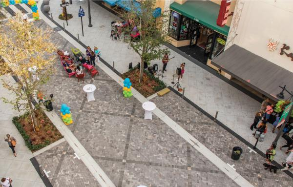 Article image for Shared street is asset for downtown revitalization