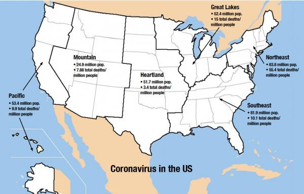 Article image for The State of Coronavirus in America