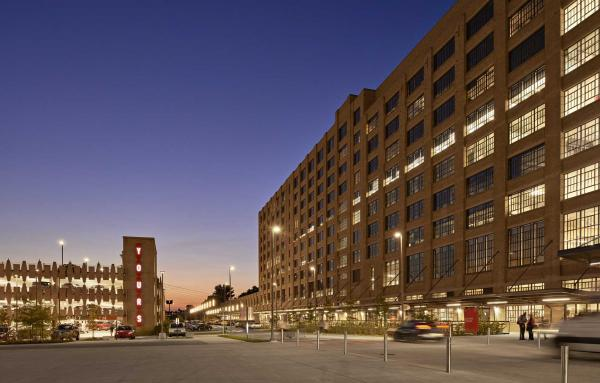 Article image for Memphis warehouse redevelopment tops Charter Awards