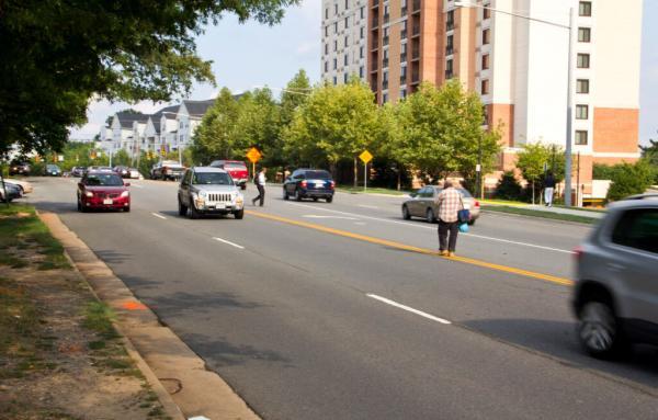 Article image for Sunbelt leads pedestrian deaths