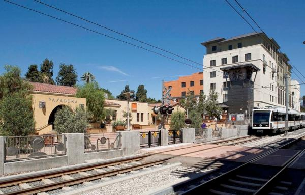 Article image for Great idea: Transit-oriented development