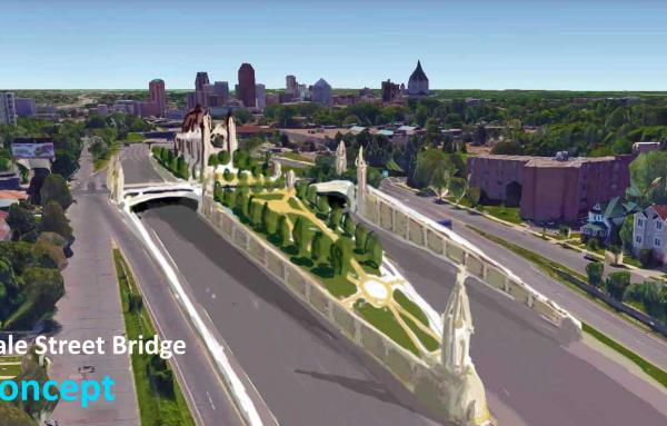 Article image for Rebuilding communities bisected by I-94 in the Twin Cities