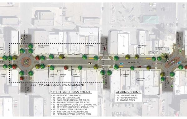 Article image for Complete streets: Visible counter to Covid recession?
