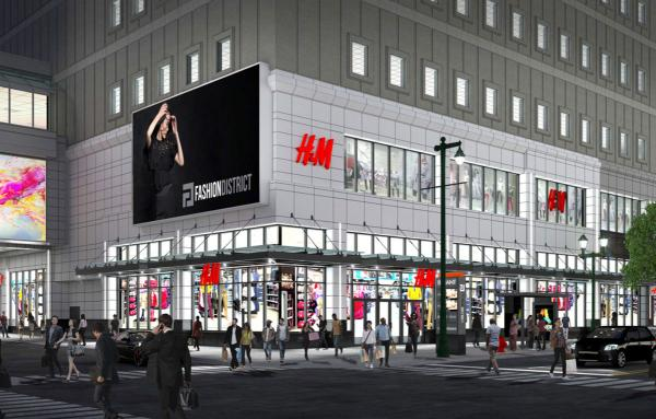 Article image for Why downtown retail is coming back
