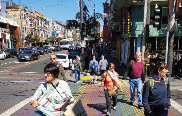 Article image for Ten economic benefits of walkable places