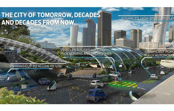 Article image for Ten rules for cities about automated vehicles