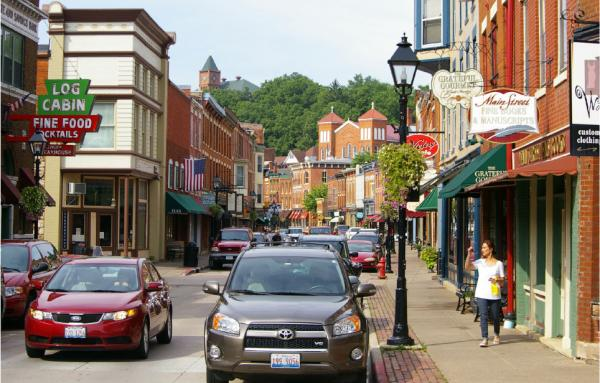 Article image for The beauty of small towns