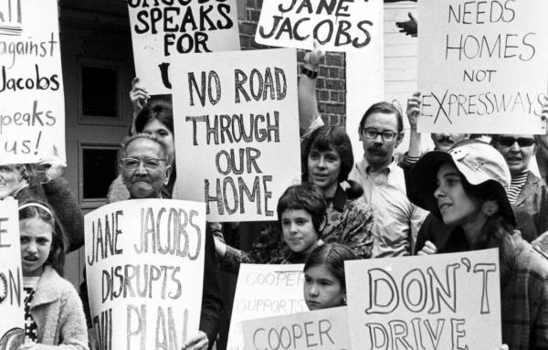 Article image for Jane Jacobs would be fighting to preserve affordable housing